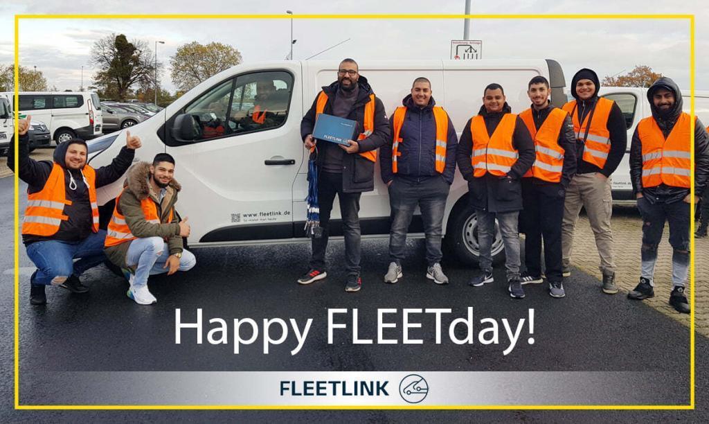 Kundenstimme Fleetlink GmbH