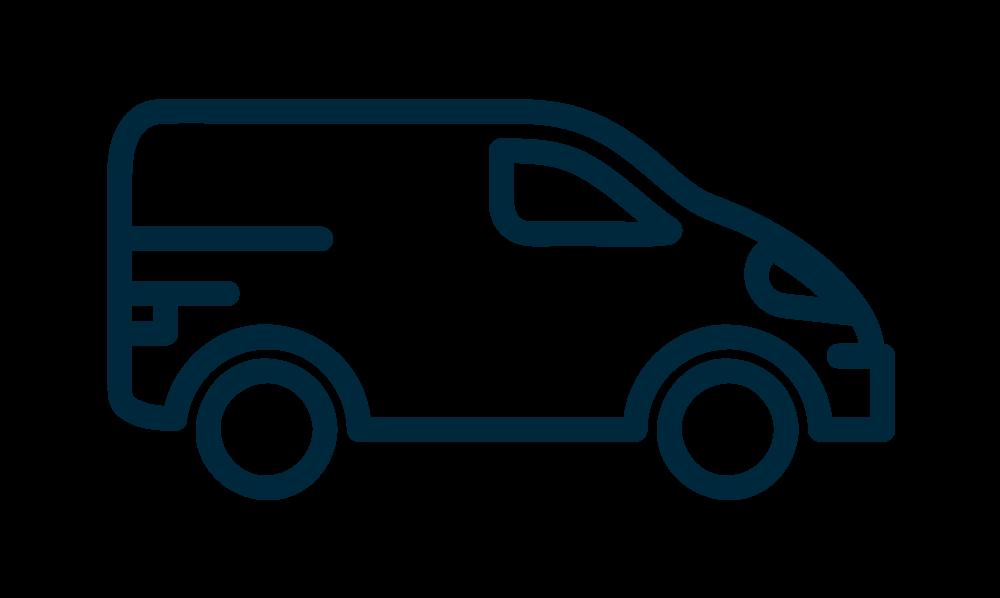 Transporter bis 2,8t